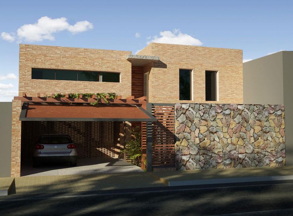 Vivienda balbuena arquitectos Arquitectura y construccion de casas