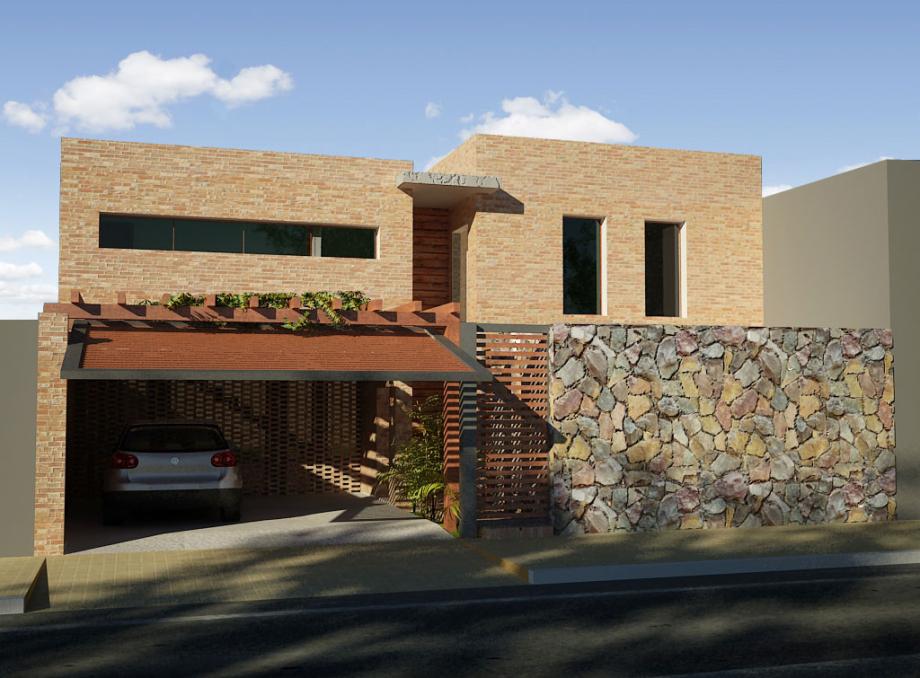 Vivienda balbuena arquitectos for Programas para hacer casas virtuales