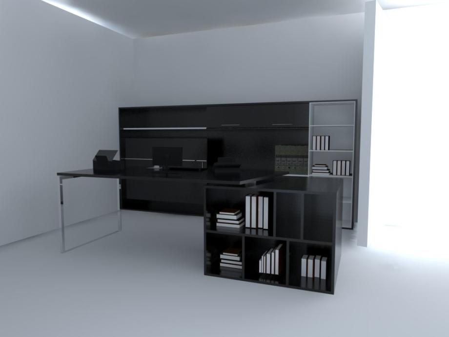 Diseño de Muebles para Oficina, mobiliario empresarial, línea gerencial y lín...