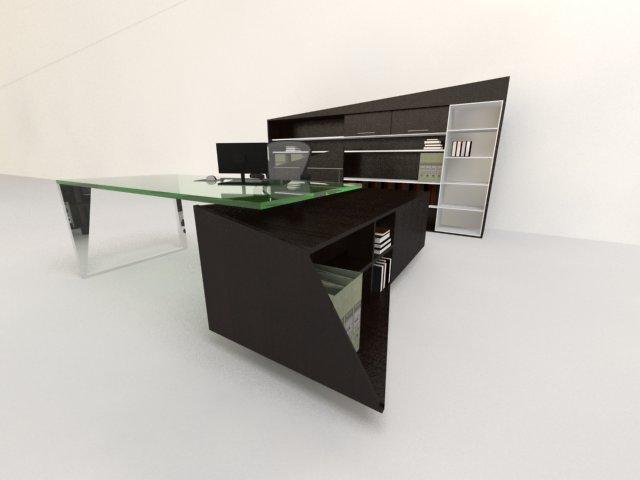 Dise o de muebles para oficina mobiliario empresarial for Diseno de muebles de oficina modernos