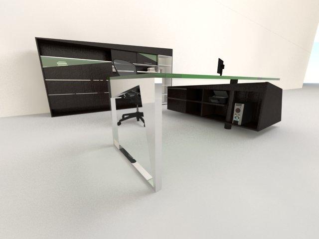 Dise o de muebles para oficina mobiliario empresarial for Mobiliario de oficina de diseno