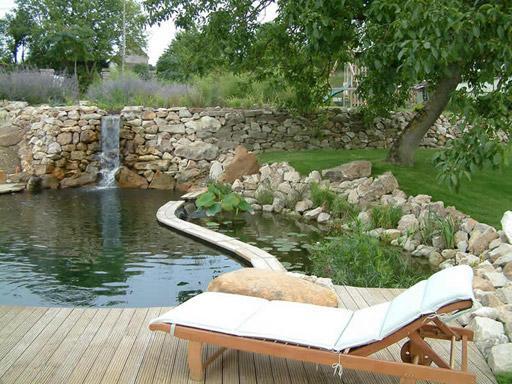 Dise o y construcci n de piscinas naturales piscinas for Presupuesto para hacer una alberca