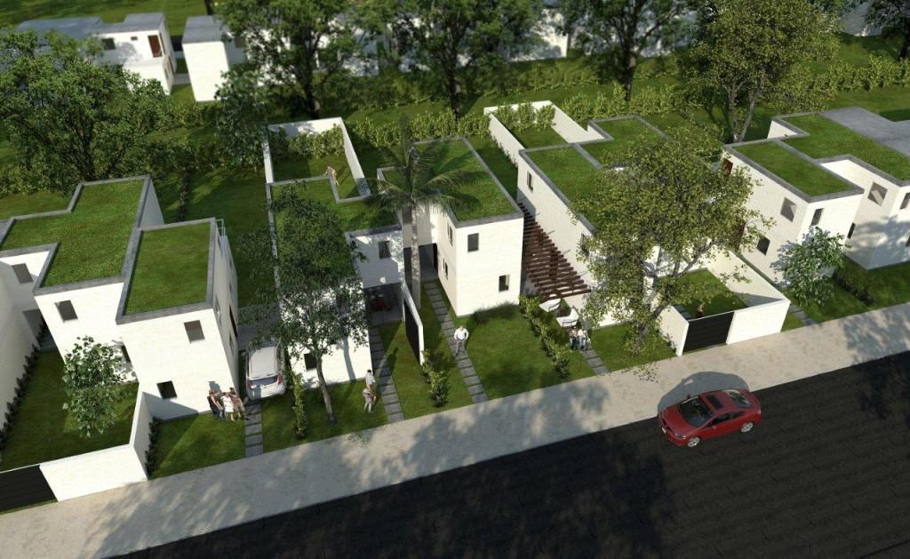 Viviendas econ micas m nimas para familias de escasos for Casa moderna 80m2